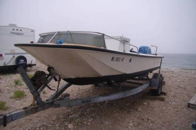 1972 Boston Whaler Open - For Sale at Fall River, MA 2720 - ID 108523