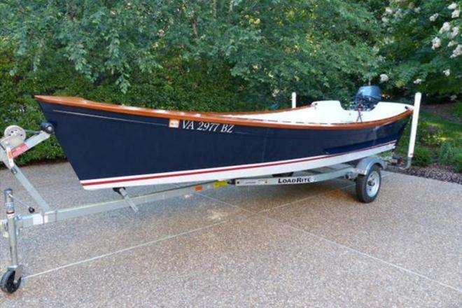 2015 Custom Built Chesapeake Light Craft Peeler Skiff - For Sale at Richmond, VA 23292 - ID 108591