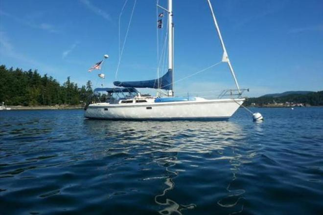 1991 Catalina 42 - For Sale at Gig Harbor, WA 98329 - ID 108595
