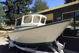 1989 Clipper Craft Hard Top