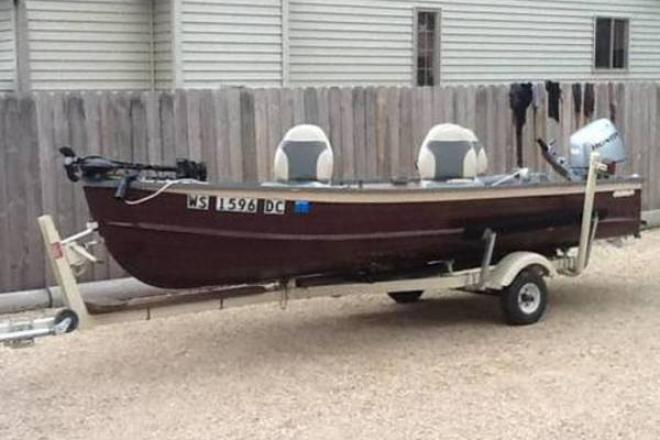2016 starcraft 16 16 foot 2016 fishing boat in bangor wi for 16 ft fishing boat
