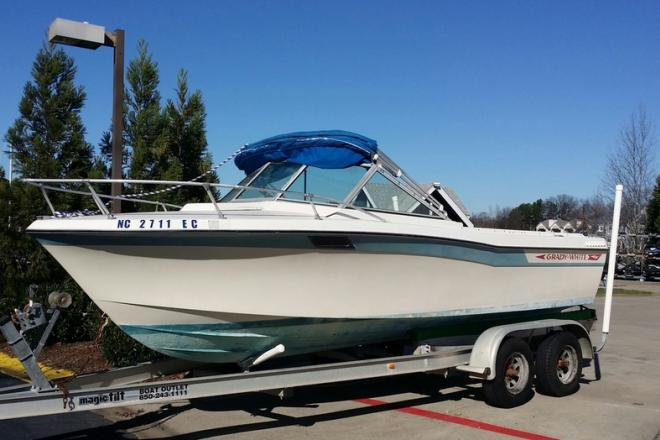1981 Grady White Marlin - For Sale at Charlotte, NC 28205 - ID 108642