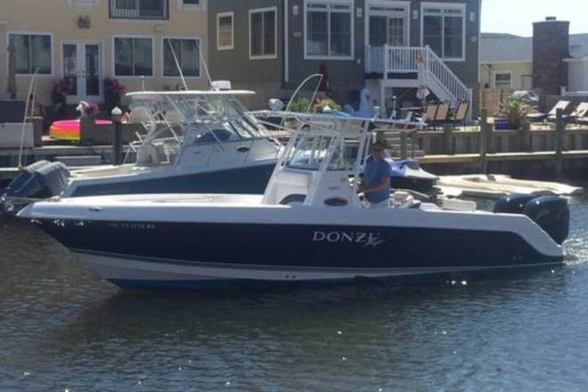 2008 donzi 29 zf 29 foot 2008 donzi fishing boat in for Donzi fishing boats