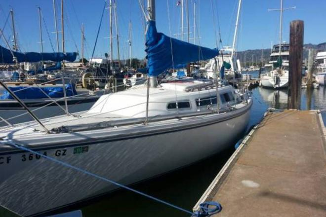 1982 Catalina 27 - For Sale at Berkeley, CA 94701 - ID 108900