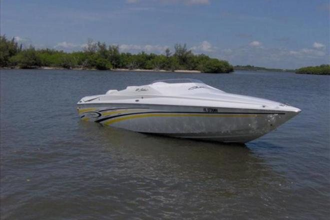 2007 Baja 23 Outlaw - For Sale at Fort Pierce, FL 34945 - ID 108960