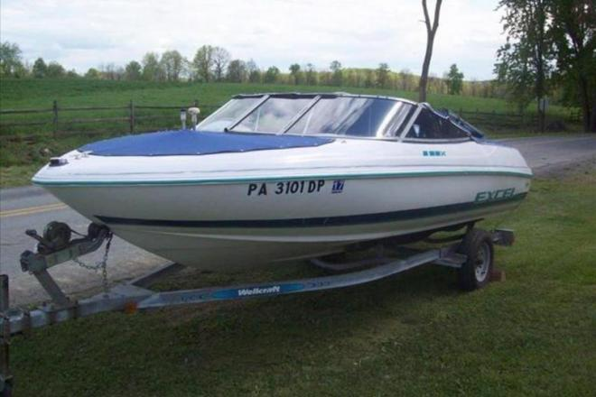 1997 Wellcraft Excel 21 Bowrider - For Sale at Mercer, PA 16137 - ID 109089