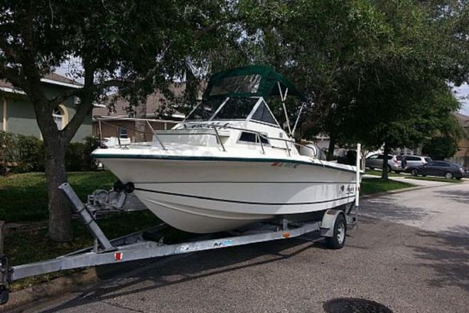 1998 Angler 204WA - For Sale at Orlando, FL 32801 - ID 109096