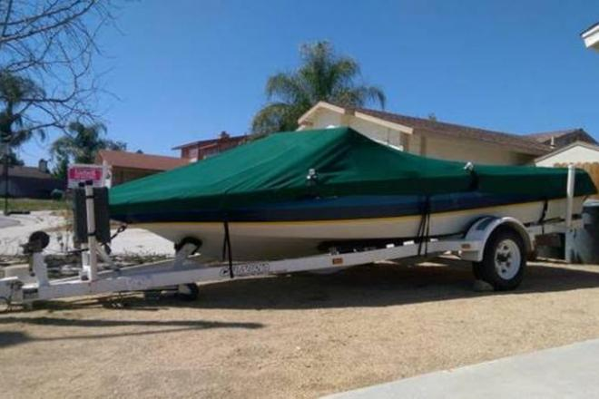 2001 Calabria Pro Comp - For Sale at Canyon Lake, CA 92587 - ID 109098