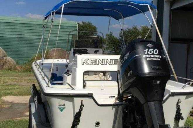 2001 Kenner Bay Boat - For Sale at Seguin, TX 78155 - ID 109101