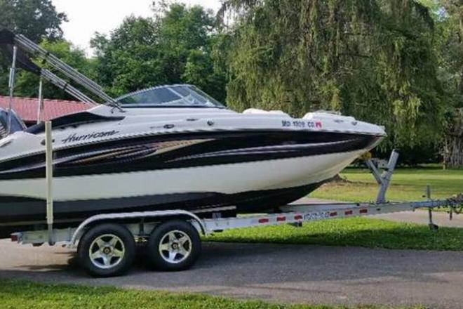 2009 Hurricane SD 2000 - For Sale at Rising Sun, MD 21911 - ID 109102
