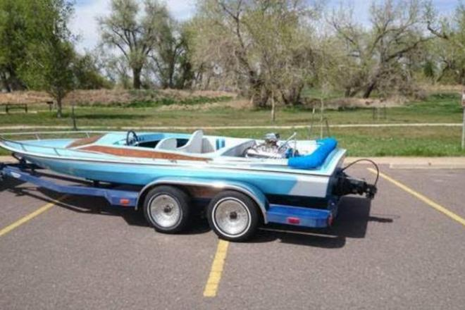 1975 Charger Jetboat - For Sale at Erie, CO 80516 - ID 109105
