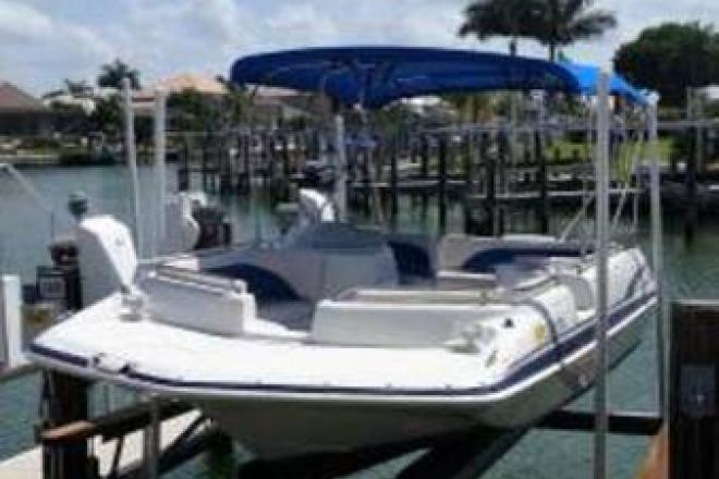 1998 Hurricane 201 Fundeck - For Sale at Marco Island, FL 34145 - ID 109112