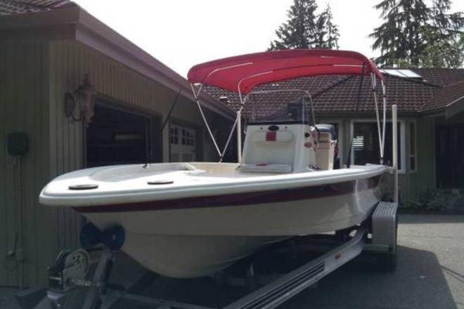 2001 Ranger 2180 Bay - For Sale at Port Ludlow, WA 98365 - ID 109113