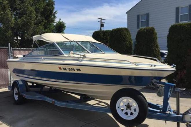 1986 Sea Ray 18 - For Sale at Richland, WA 99352 - ID 109114