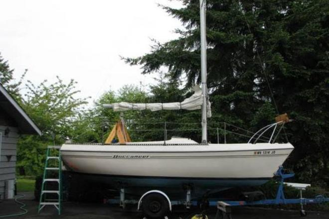 1977 Bayliner Buccaneer - For Sale at Port Orchard, WA 98366 - ID 109115