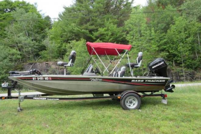 2007 Tracker Pro Team 170 - For Sale at Schroon Lake, NY 12870 - ID 109120