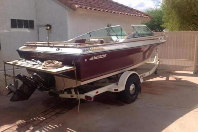 1986 Four Winns 190 Horizon - For Sale at Las Vegas, NV 89102 - ID 109122