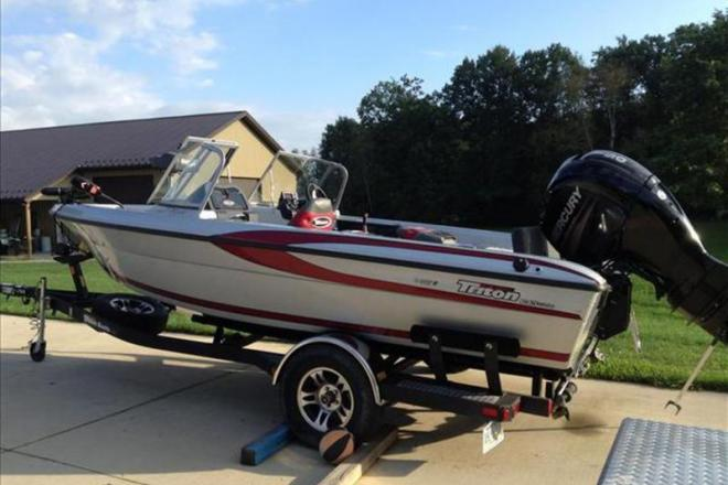 2013 Triton 186 Fishhunter - For Sale at Bellmore, NY 11710 - ID 109129