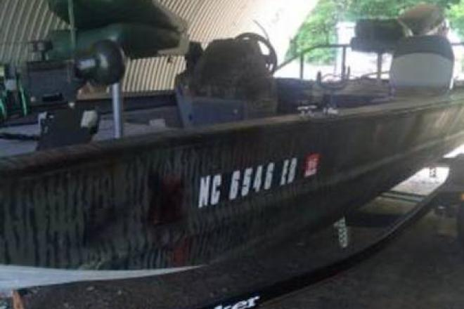 1997 Bass Tracker Pro 17 - For Sale at Casar, NC 28020 - ID 109133