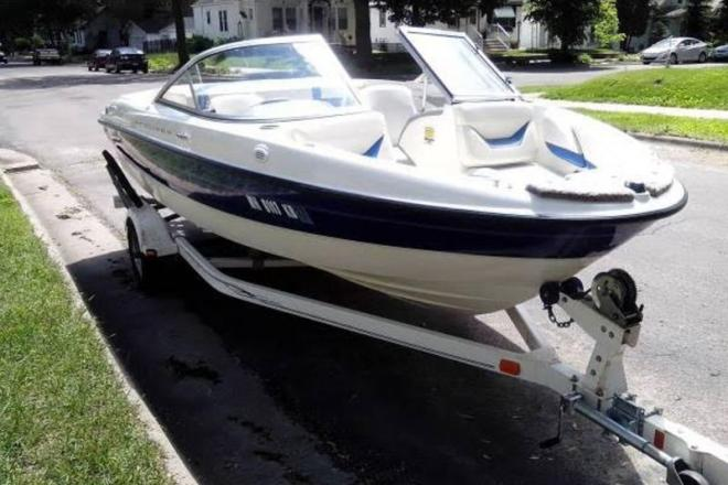 2006 Bayliner 185 BR - For Sale at Minneapolis, MN 55487 - ID 109137
