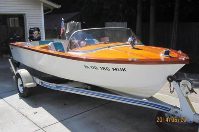 1960 Carver Runabout - For Sale at Milwaukie, OR 97222 - ID 109138