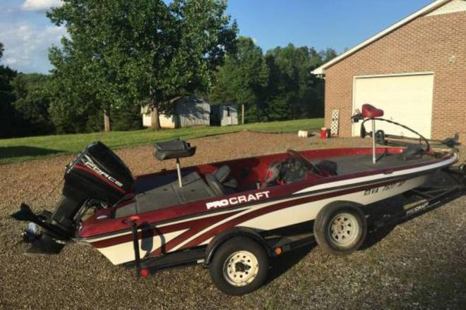 1997 Pro Craft 17 Bass - For Sale at Hardy, VA 24101 - ID 109145