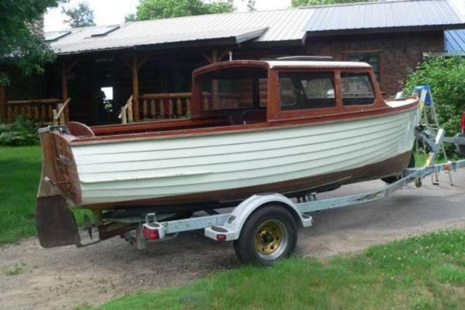 1940 Lyman Islander - For Sale at Nisswa, MN 56468 - ID 109151