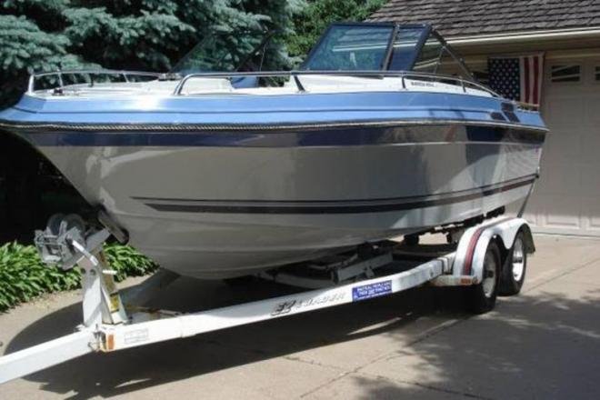 1995 Regal Empress 200 XL Open Bow - For Sale at Bloomington, MN 55420 - ID 109152