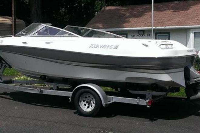 2002 Four Winns Horizon 200 - For Sale at Lindenwold, NJ 8021 - ID 109161