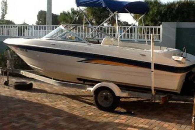 2004 Bayliner Bowrider - For Sale at Cocoa Beach, FL 32931 - ID 109166