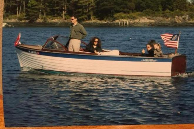 1954 Chris Craft SeaSkiff - For Sale at Kittery Point, ME 3905 - ID 109173