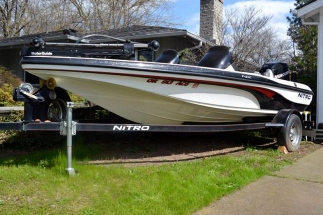 2006 Tracker Nitro 175 - For Sale at Medford, OR 97501 - ID 109176