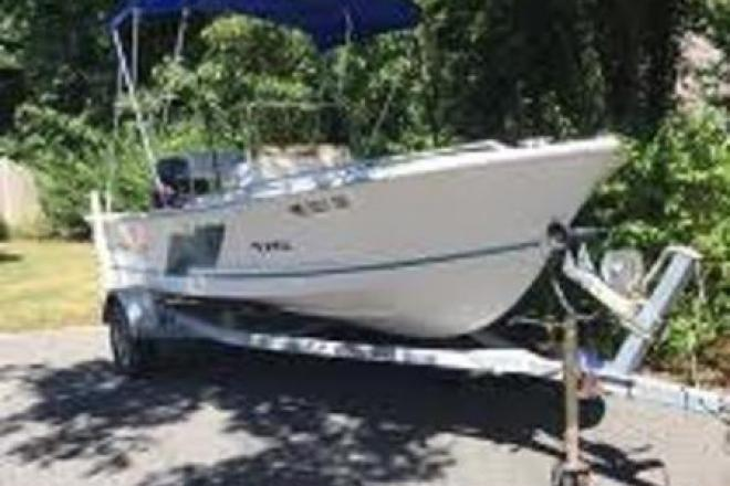 1997 Aquasport Osprey - For Sale at Brewster, MA 2631 - ID 109178