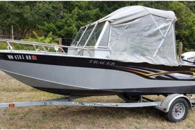 2012 Smoker Craft Pro Tracer - For Sale at Port Townsend, WA 98368 - ID 109179