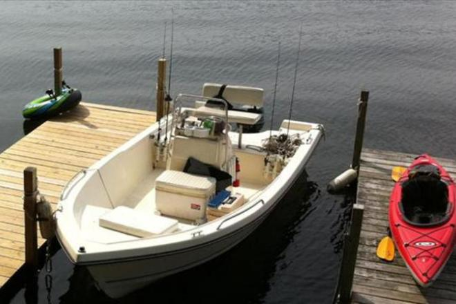 1999 American Skiff 165 CC - For Sale at Holderness, NH 3245 - ID 109186