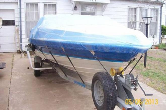 1987 Bayliner Capri - For Sale at Pampa, TX 79065 - ID 109189