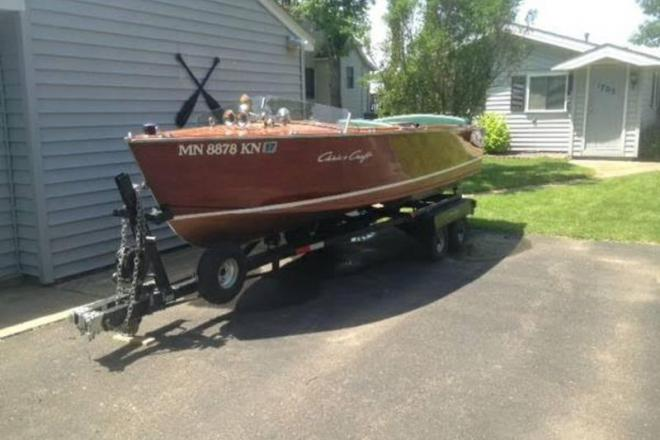 1957 Chris Craft Sportsman - For Sale at Buffalo, MN 55313 - ID 109190