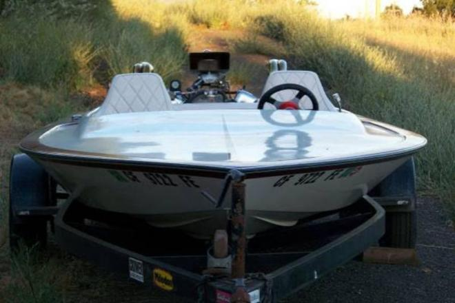 1973 Challenger Jetboat - For Sale at Nice, CA 95464 - ID 109191