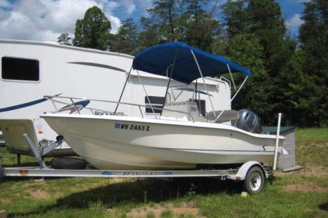 2000 Scout 175 Sportfish - For Sale at Bellmore, NY 11710 - ID 109198