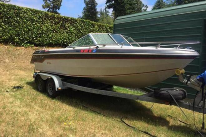 1986 Chris Craft Scorpion LTD 197 - For Sale at Bremerton, WA 98311 - ID 109202