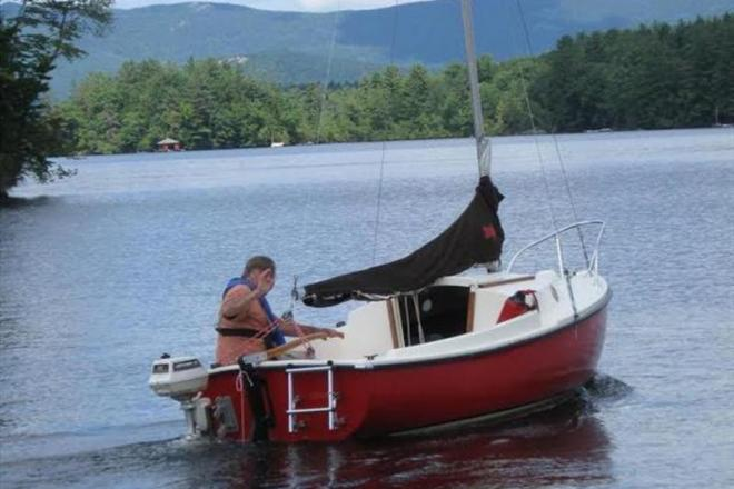 1980 Com Pac Yachts Sloop - For Sale at Holderness, NH 3245 - ID 109204