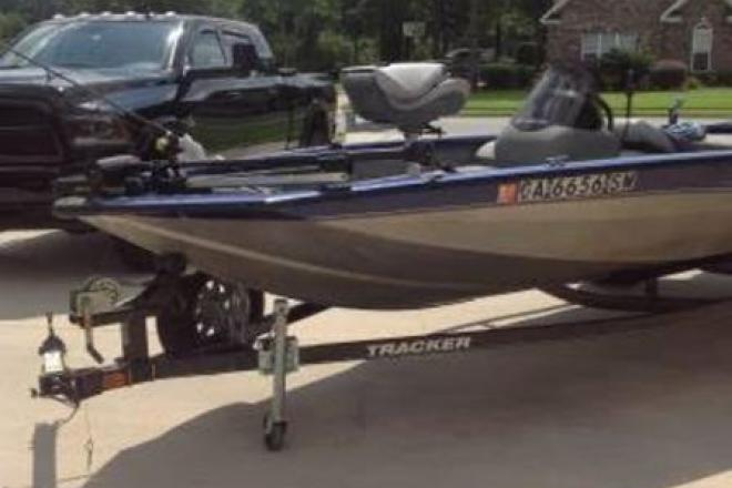 2012 Tracker Pro Team 175 TF - For Sale at Richmond Hill, GA 31324 - ID 109205