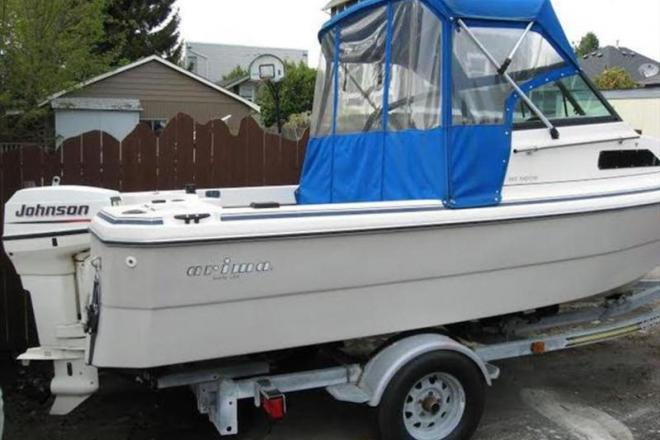 1988 Arima Sea Explorer - For Sale at Seattle, WA 98116 - ID 109206