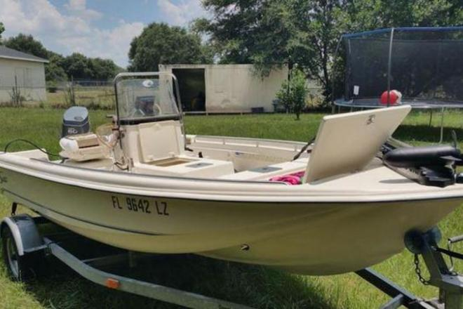 2004 Scout 155 Sportman - For Sale at Polk City, FL 33868 - ID 109209