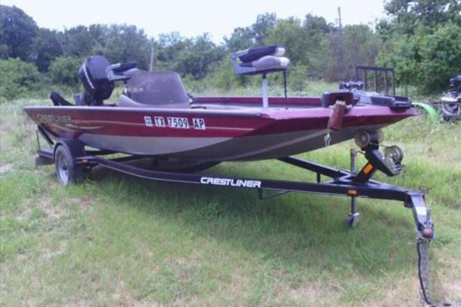 2007 Crestliner CX 17 - For Sale at Quinlan, TX 75474 - ID 109210