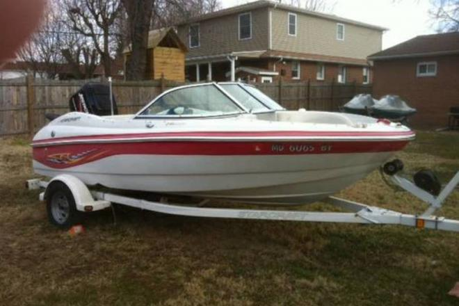 2006 Starcraft 1600 C-Star - For Sale at Essex, MD 21221 - ID 109212