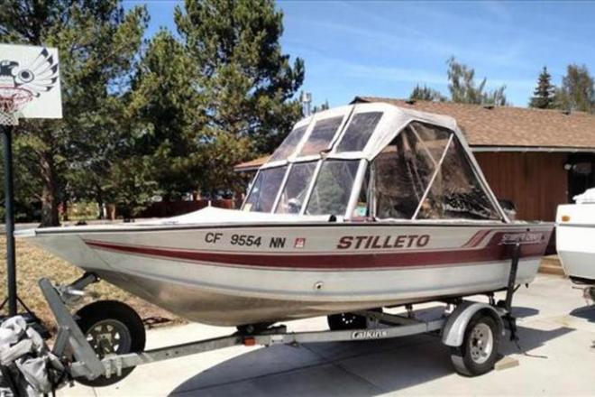 1994 Smoker Craft Stilleto - For Sale at Bend, OR 97701 - ID 109213