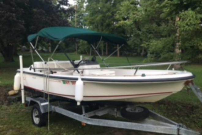 1995 Boston Whaler Rage - For Sale at Trumansburg, NY 14886 - ID 109224