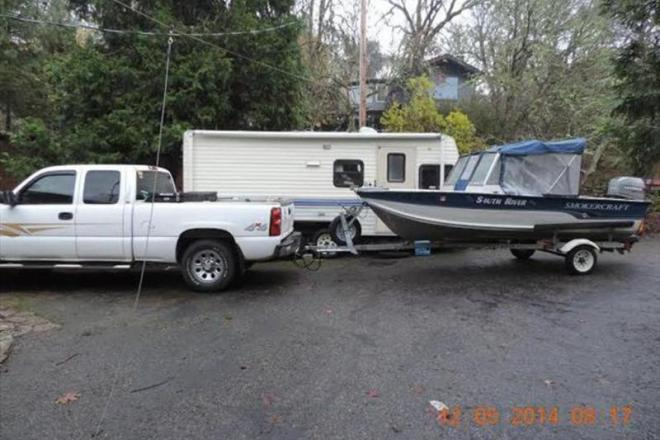 1994 Smoker Craft South River - For Sale at Roseburg, OR 97470 - ID 109232
