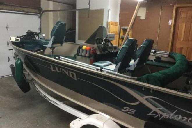 2000 Lund Rebel XS 1650 SS - For Sale at Fox Lake, IL 60020 - ID 109233